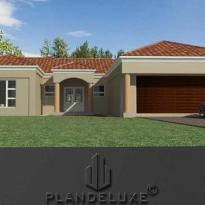 304sqm Tuscan Residence House Plan Home Designs Plandeluxe Single Storey House Plans Bedroom House Plans House Plans For Sale