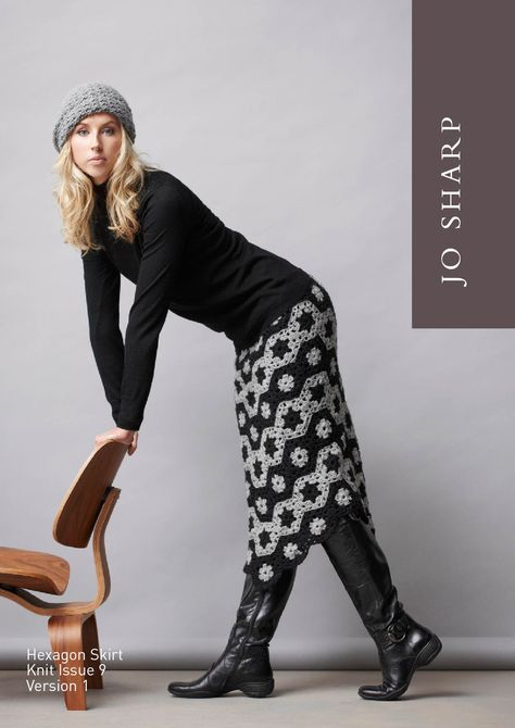 Free Hexagon Skirt Pattern