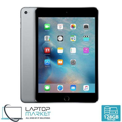 Apple Ipad Mini 4 128gb Wifi Gray Tablet 2gb Ram 8mp Camera Apple Ipad Ipad Mini Mini Apple