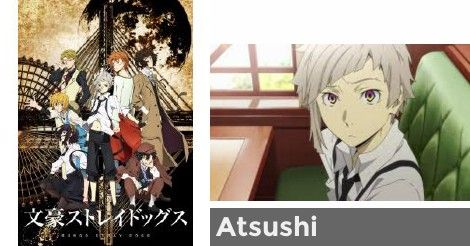 Which Bungou Stray Dogs Character are you | Quizzes