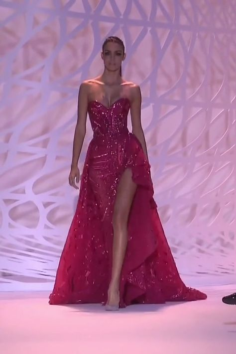 Zuhair Murad Look 25. Fall Winter 2014/2015 Couture Collection