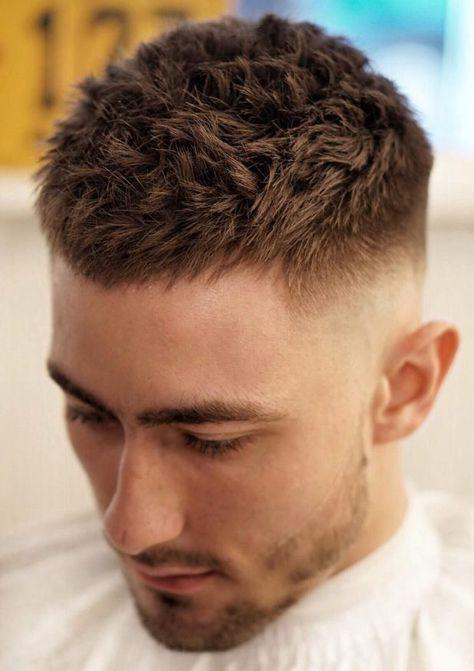 Manner Kurze Haarschnitte Haarschnitt Manner Manner Frisur Kurz