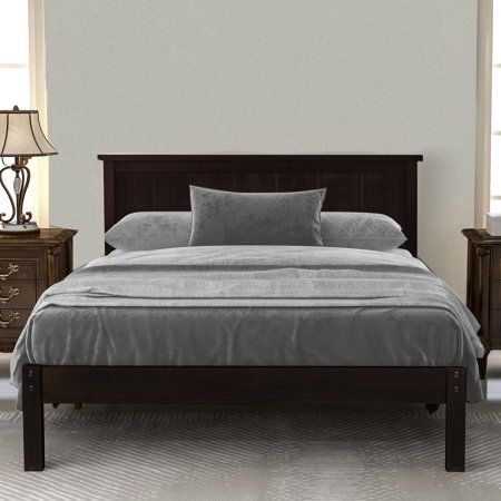 Home In 2020 Bed Frame And Headboard Queen Bed Frame Queen