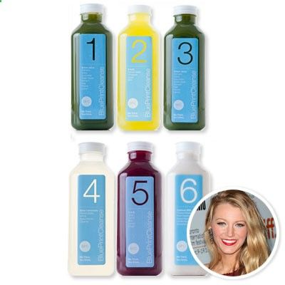 Hollywoodu0027s Top Juice Fasts - Blueprint Cleanse from #InStyle - new blueprint cleanse video