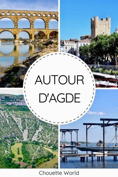 10 Idees De Visites Autour Du Cap D Agde Blog Voyage Chouette World Agde Cap D Agde Visite