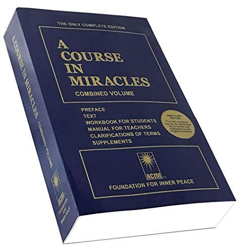 Download Pdf A Course In Miracles Combined Volume Free Epub Mobi