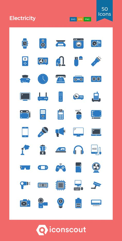 Download Electricity Icon Pack Available In Svg Png Eps Ai Icon Fonts Icon Pack Stationery Office Stationery