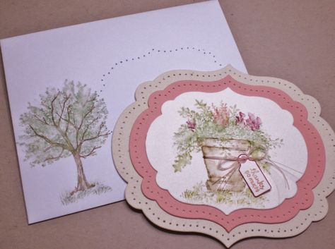 I'm just lovin' it....: Water Colour for Card Makers - On-line Class