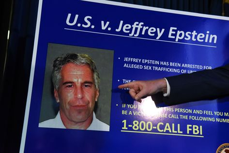 Jeffrey Epstein got court documents claiming he raped 15-year-old girl day before he was injured in jail cell