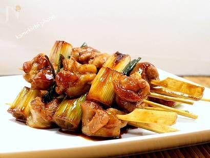 家でもお手軽 焼き鳥 レシピ レシピ 料理 レシピ 食べ物の