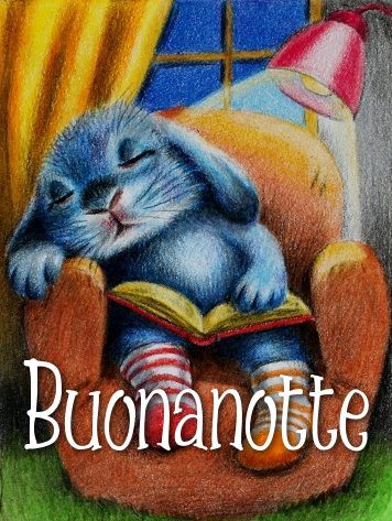Buonanotte Bambino Illustrazione Buonanotte Arte Del Libro