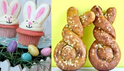 Easter Bunny Recipes for Kids