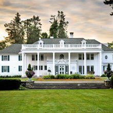 The Harding Allen Estate Wedding Ceremony Reception Venue Massachusetts