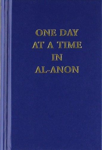 One Day At A Time In Al Anon 3120 Free Download Ebooks Pdf