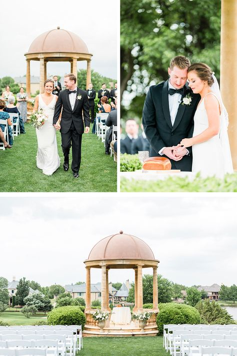 Country Club wedding ideas. Outdoor country club ceremony. Golf Course wedding. Outdoor wedding venue. Oklahoma wedding venue. Oklahoma wedding photographer. #bridesofok #oklahomaweddingvenue #weddingideas #countryclubwedding #oklahomaweddingphotographer #outdoorwedding