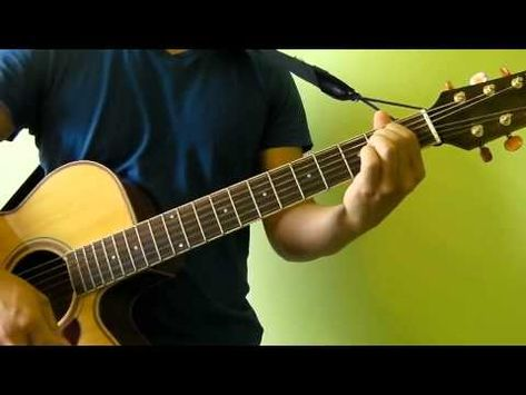 An Easy Beginner Guitar Tutorial To Help You Learn The Song Skinny