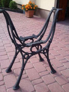 Noga Nogi żeliwne Do Stołu Stół ławki ławka 7099487905