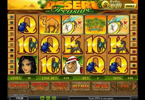 Игровые автоматы сокровища пустыни есть ли казино на хайнане