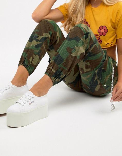 615589a806c Superga 2802 Extreme Flatform White Sneakers