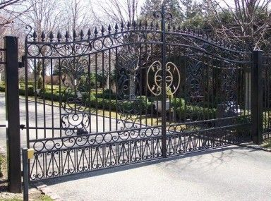 Easy On The Eye Used Iron Fences And Gates Houston And Used