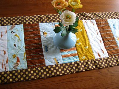 Looking for a table runner to make.