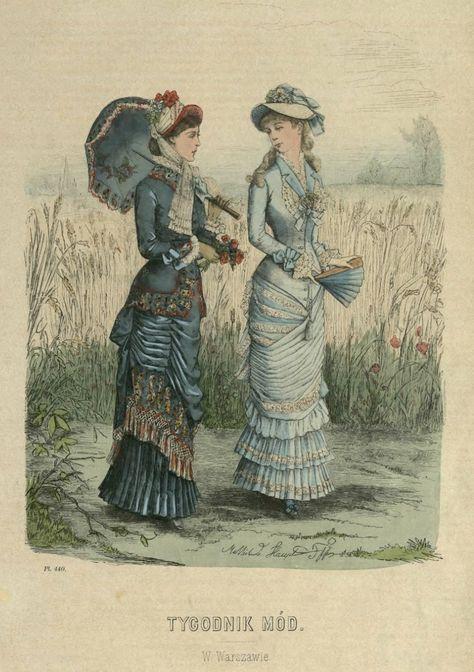 Tygodnik Mód 1880