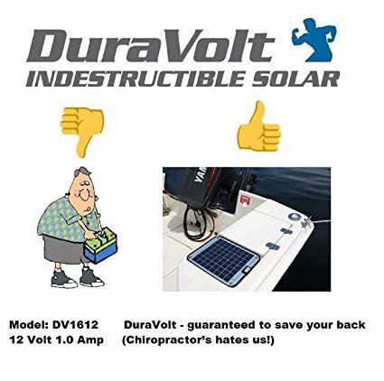 Now 20 Watt 1 2 Amp Solar Battery Charger Boat Rv Marine Trolling Motor Solar Panel 12 Volt No Experience Plug Play Design Dimensions 14 1 L X
