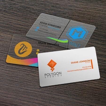 Plastic Business Card Printing Plastic Business Cards Printing Business Cards Clear Business Cards