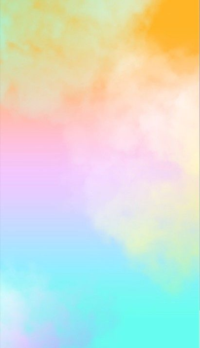 Rainbow Pastel Wallpaper Pastel Rainbow Background Rainbow