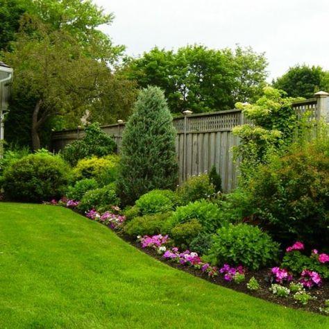 Gartenbeispiele Gartenideen Gehwege Ruben Blumen Garten