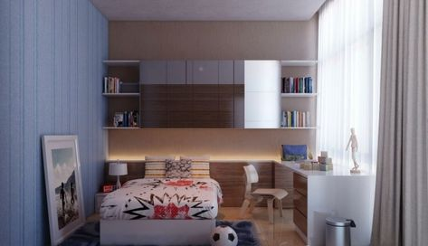 Wunderbar Kleines Teenager Zimmer Junge Moderne Einrichtung