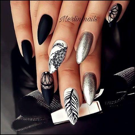 20 Coole Nagel Design für Frauen #nagel #nagellack #nageldesign #nails #nailart #naildesigns #nailfashion