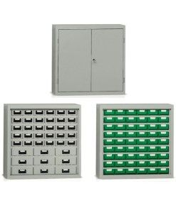 Cassettiere In Plastica Per Armadi.Armadi Porta Minuteria Con Cassetti Plastica E Metallo Mm