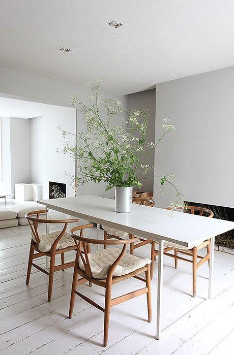 Dining Minimalist Dining Room Dining Room Interiors Dining Room Design #open #living #room #and #dining #room #ideas