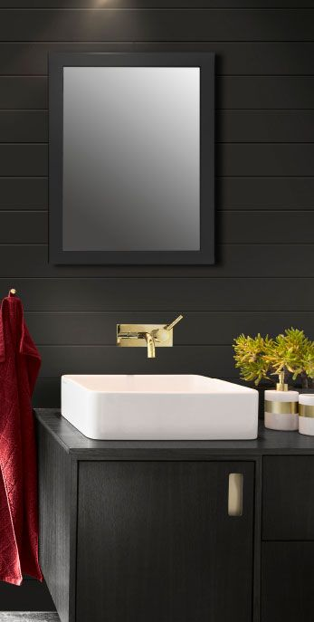 Timeless Shiplap In Midnight Black Black Accent Walls Bathroom Accent Wall Shiplap