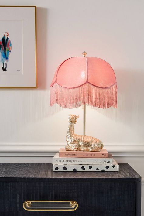 Lars the Llama Table Lamp by Anthropologie in Gold Lighting Chandelier Design, New Room, House Rooms, Art Deco, Home Decor Accessories, Room Inspiration, Chandeliers, Home Office, Diy Home Decor