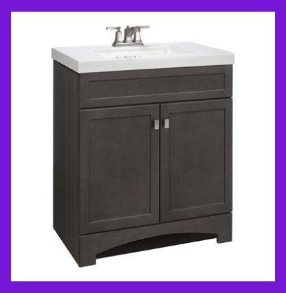 How To Choose Bathroom Countertops Bathroom Countertops Ideas Bathroom Remodel Bathroom Sink Vanity Single Sink Bathroom Vanity White Vanity Bathroom