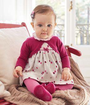 Wat Een Schattige Baby Lente Outfit Ropa Bebe Nina Ropa Linda De Bebe Moda Bebe
