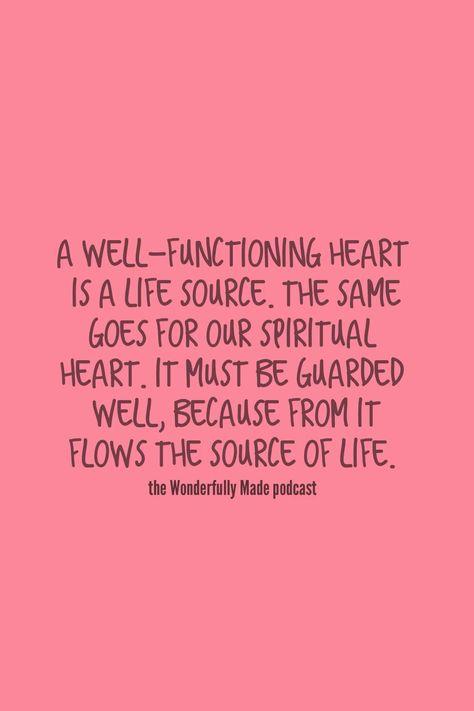 Spiritual detox