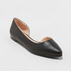 Women's Flats : Target   Toe shoes