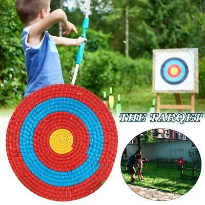Outdoor Sports Archery Straw Arrow Target Bow Shooting Single Layer Home Decor