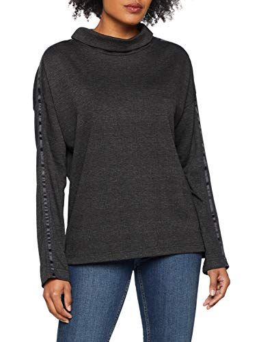 OPUS Damen Gimella Sweatshirt Schwarz (Black 900) 40 | Damen
