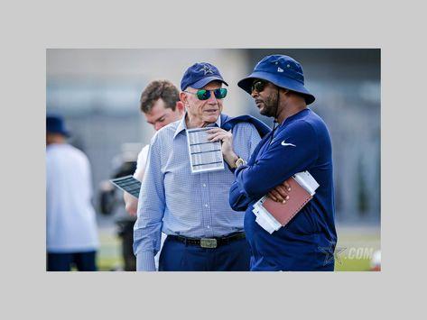 Ota Practice Day 3 5 24 18 0 D Dallas Cowboys Pinterest