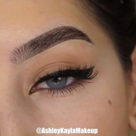 How to winged liner? - #liner #winged