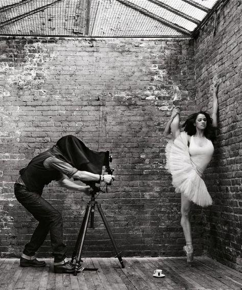 beautiful, art, ballet, 4x5 camera