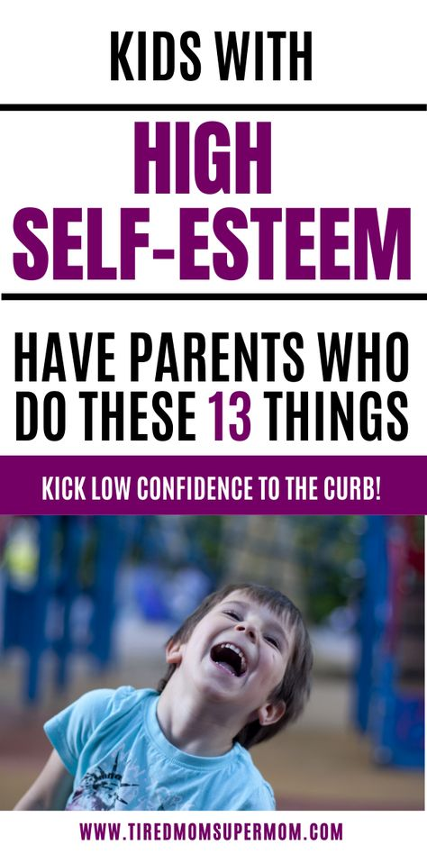 Tips For Parents To Help With Raising Confident Kids