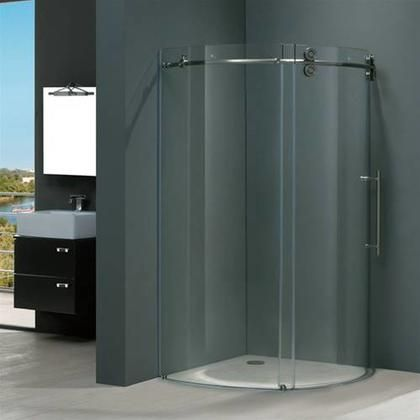 Vg6031stcl36r 36 X 36 Corner Shower Enclosure With Frameless