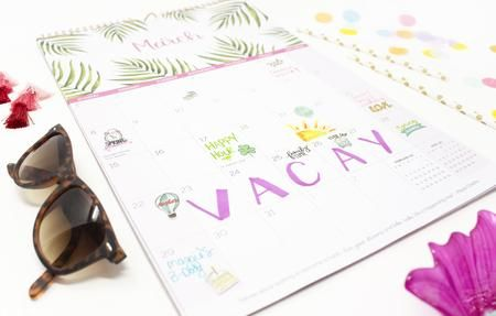 2019 20 Academic Year Hanging Wall Calendar Planner Decorating