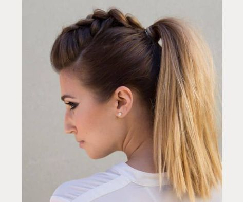 19 Stunning Braided Ponytail Hairstyles For Women