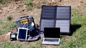 Kalisaya Kp601 Portable Solar Generator 558wh With 40w Solar Panel Solar Generator Solar Power House Portable Solar Generator